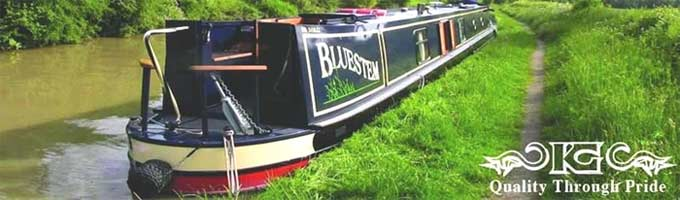 Bespoke Narrowboat Boatbuilders, Beautifully Crafted