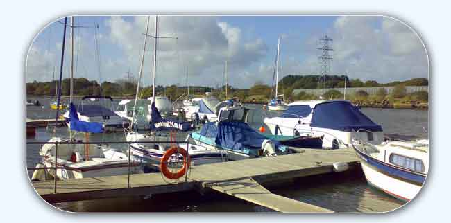 marinas and boat moorings
